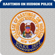 Hastings on Hudson Police