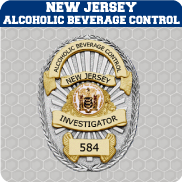 NJ State Alcoholic Beverage Control